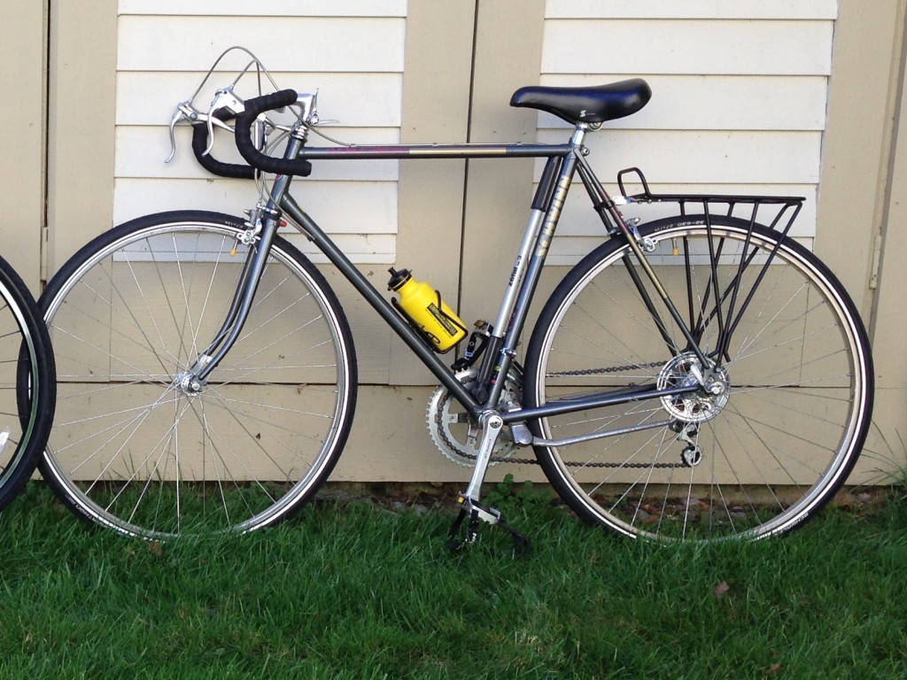 1986 Schwinn World Sport