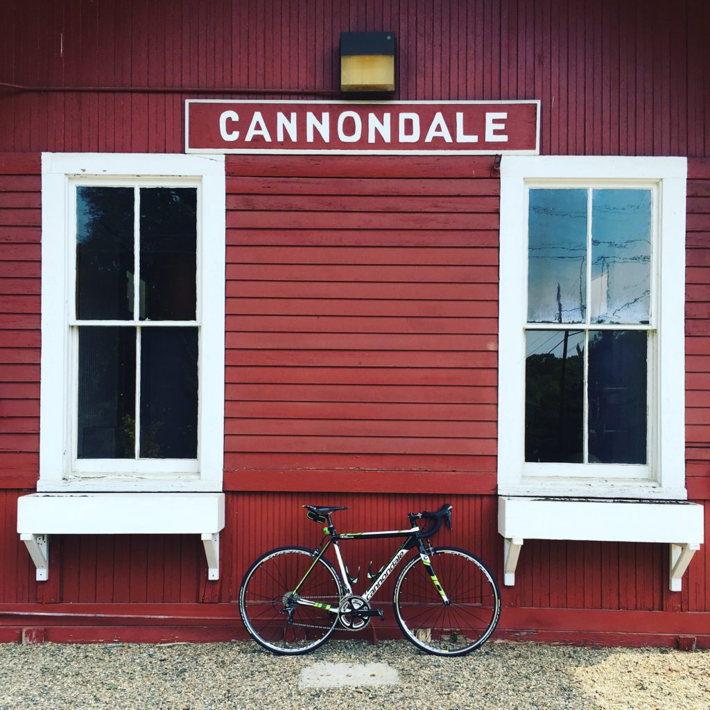 My Cannondale at Cannondale